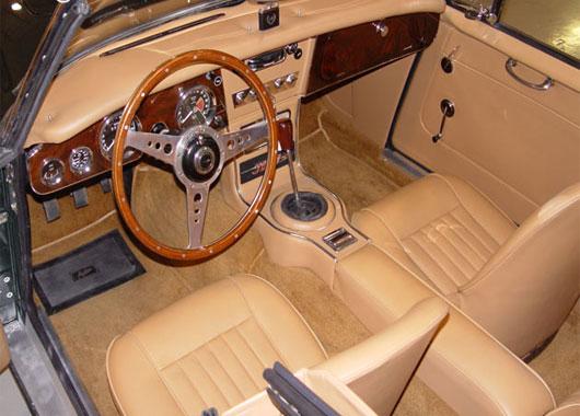 Tappezzeria auto moderne ed epoca